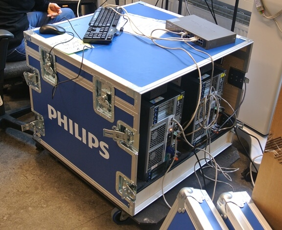 flightcase training philips
