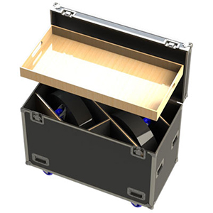 Flightcase op maat, base, solid, rock