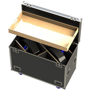 Custom flight cases